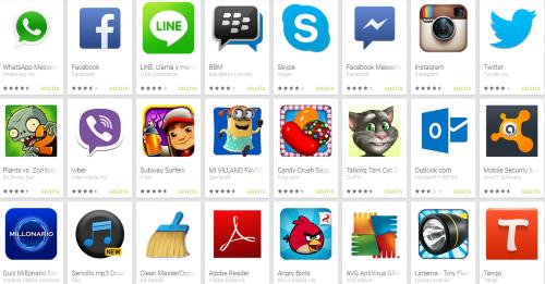 Las mejores 100 aplicaciones para Android parte 6