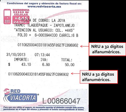 factura electr nica peajes autopistas red v a corta On autopista del oeste factura electronica